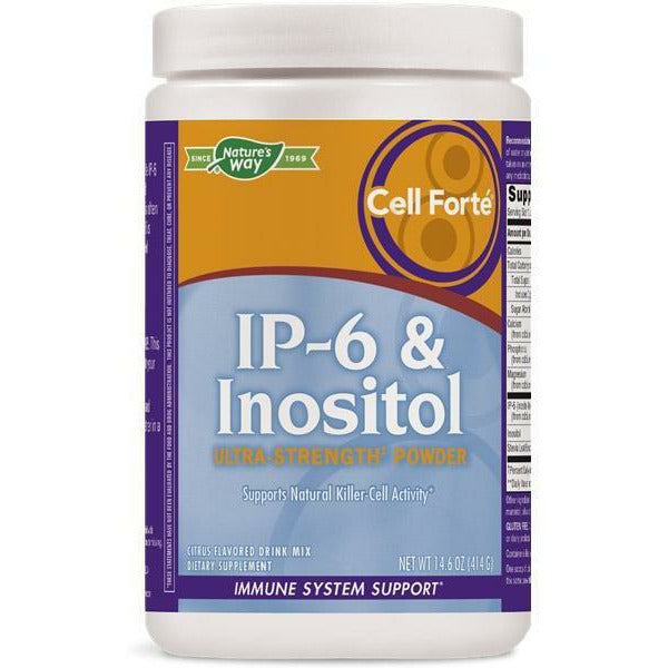 Nature's Way, Cell Forte w/IP-6 & Inositol (pwdr) 14.6 oz