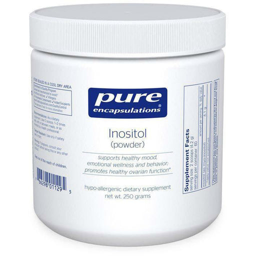 Pure Encapsulations, Inositol (powder) 250 grams
