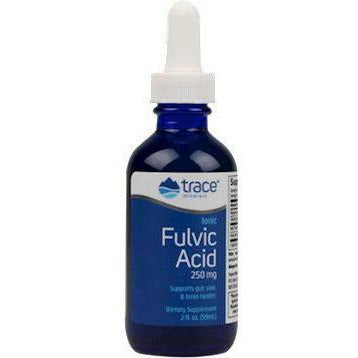 Trace Minerals Research, Ionic Fulvic Acid with ConcenTrace 2 oz