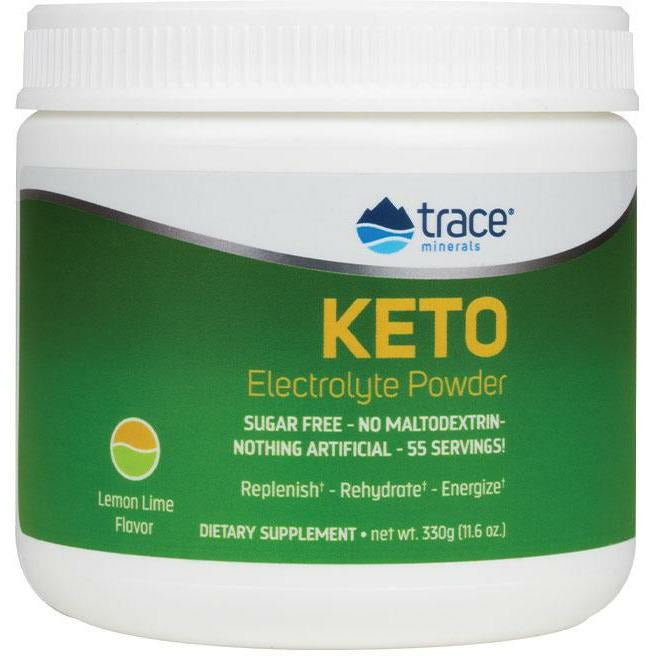 Trace Minerals Research, Keto Electrolyte Powder 55 servings