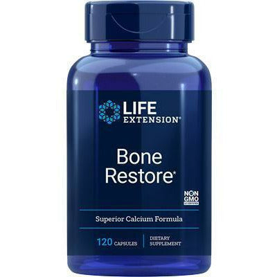 Life Extension, Bone Restore 120 caps