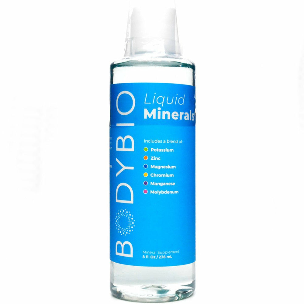 BodyBio, Pre-Mixed Liquid Minerals 8 oz