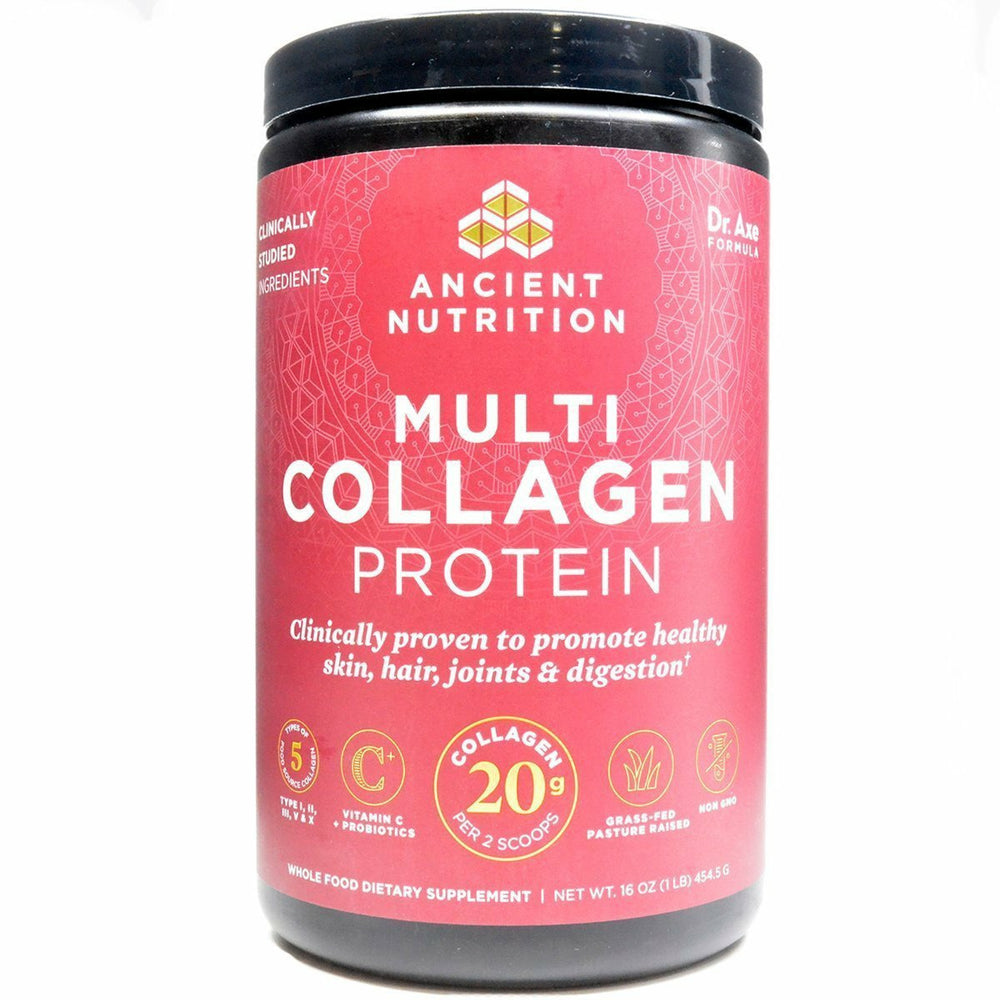Ancient Nutrition, Multi Collagen Protein Powder (Unflavored)