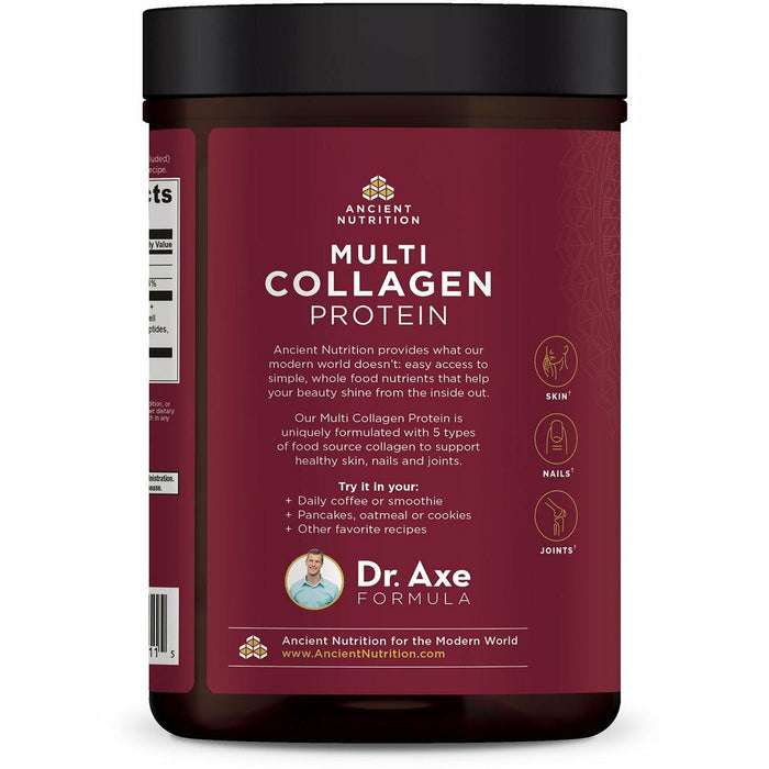 Multi Collagen Protein Powder by Ancient Nutrition
