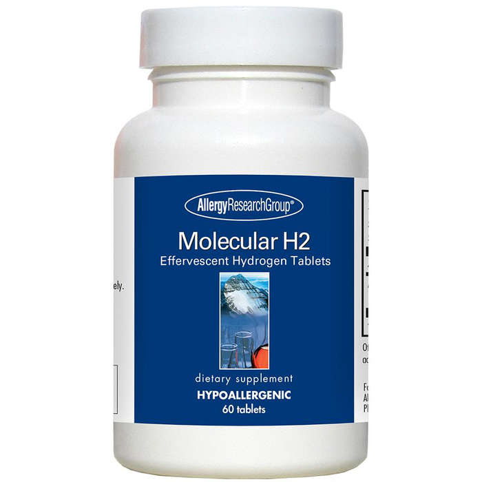 Allergy Research Group, Molecular H2 60 tabs