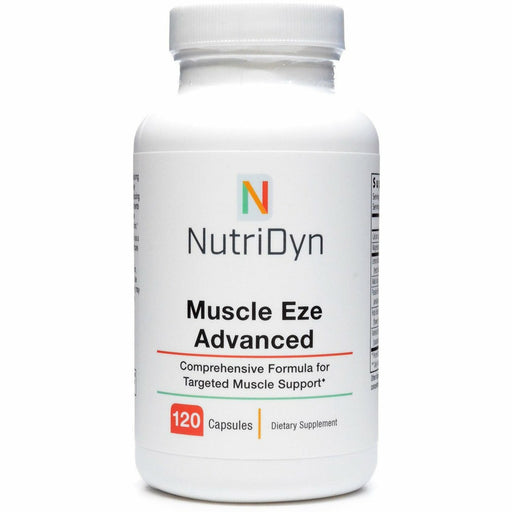 Nutri-Dyn, Muscle Eze Advanced 120 Caps