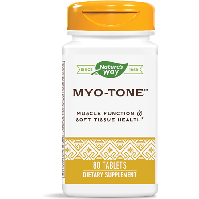 Nature's Way, Myo-Tone 80 tabs