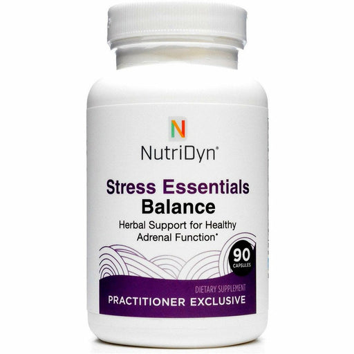 Nutri-Dyn, Stress Essentials Balance 90 caps
