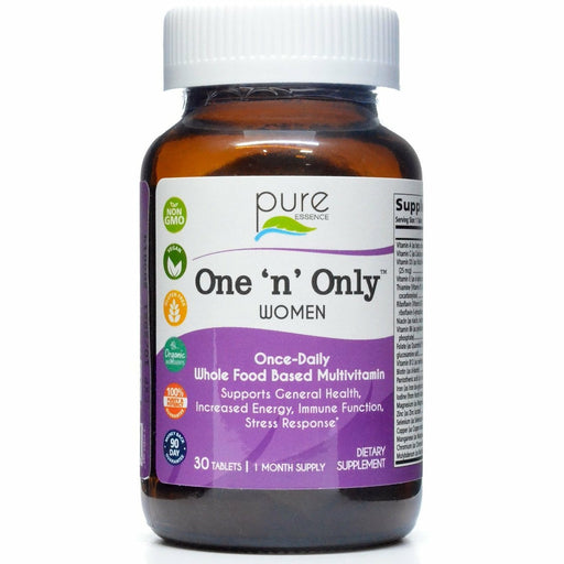 Pure Essence, One n Only Women  One a Day Multivitamin 30 tabs