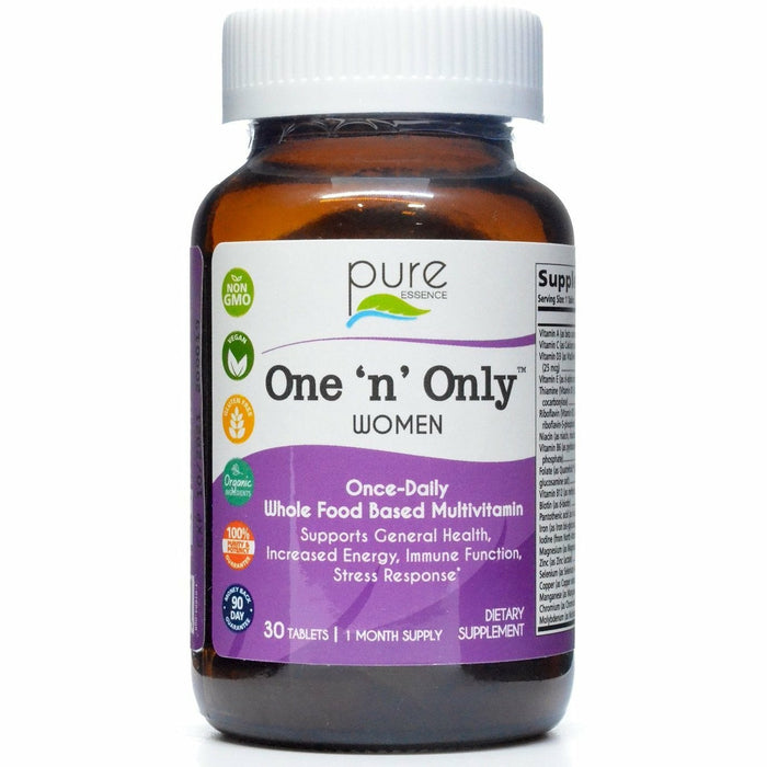 Pure Essence, One n Only Women – One a Day Multivitamin 30 tabs
