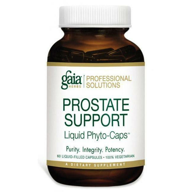 Gaia Herbs Professional Solutions, Prostate Support Pro 60 liquid phyto-caps