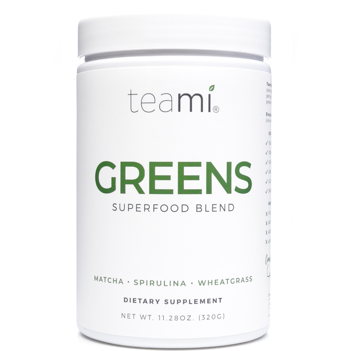 Teami, Greens Superfood Powder 11.28oz