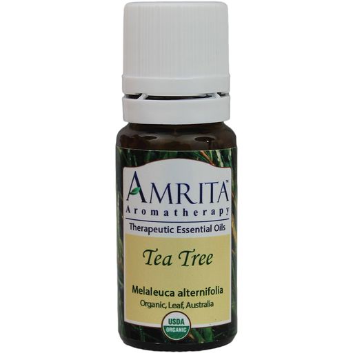 Amrita Aromatherapy, Tea-Tree Organic 10 ml