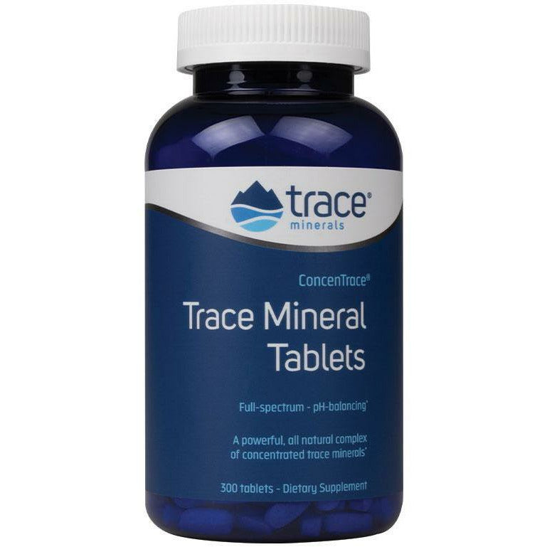Trace Mineral Tablets By Trace Minerals Research