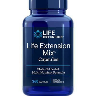 Life Extension, Life Extension Mix Capsules 360 caps