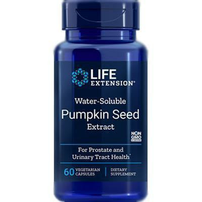 Life Extension, Pumpkin Seed Extract 60 vegcaps