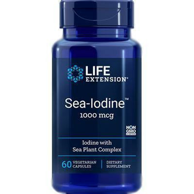 Life Extension, Sea-Iodine 1000 mcg 60 vegcaps