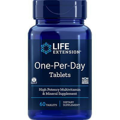Life Extension, One-Per-Day Tablets 60 tablets