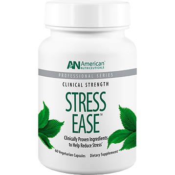 Stress Ease 60 caps by American Nutriceuticals