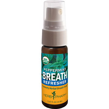 Herb Pharm, Breath Tonic 0.47 oz