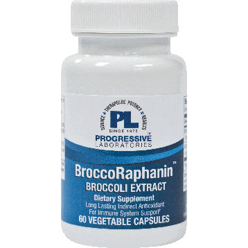 BroccoRaphanin 60 vcaps by Progressive Labs
