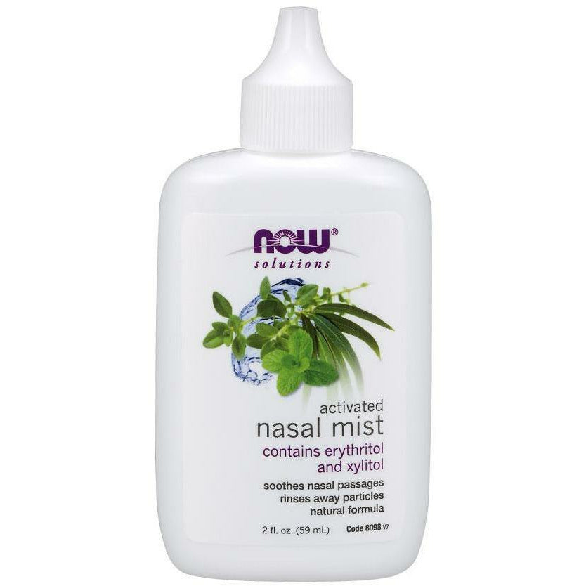 NOW, Activated Nasal Mist 2 fl oz