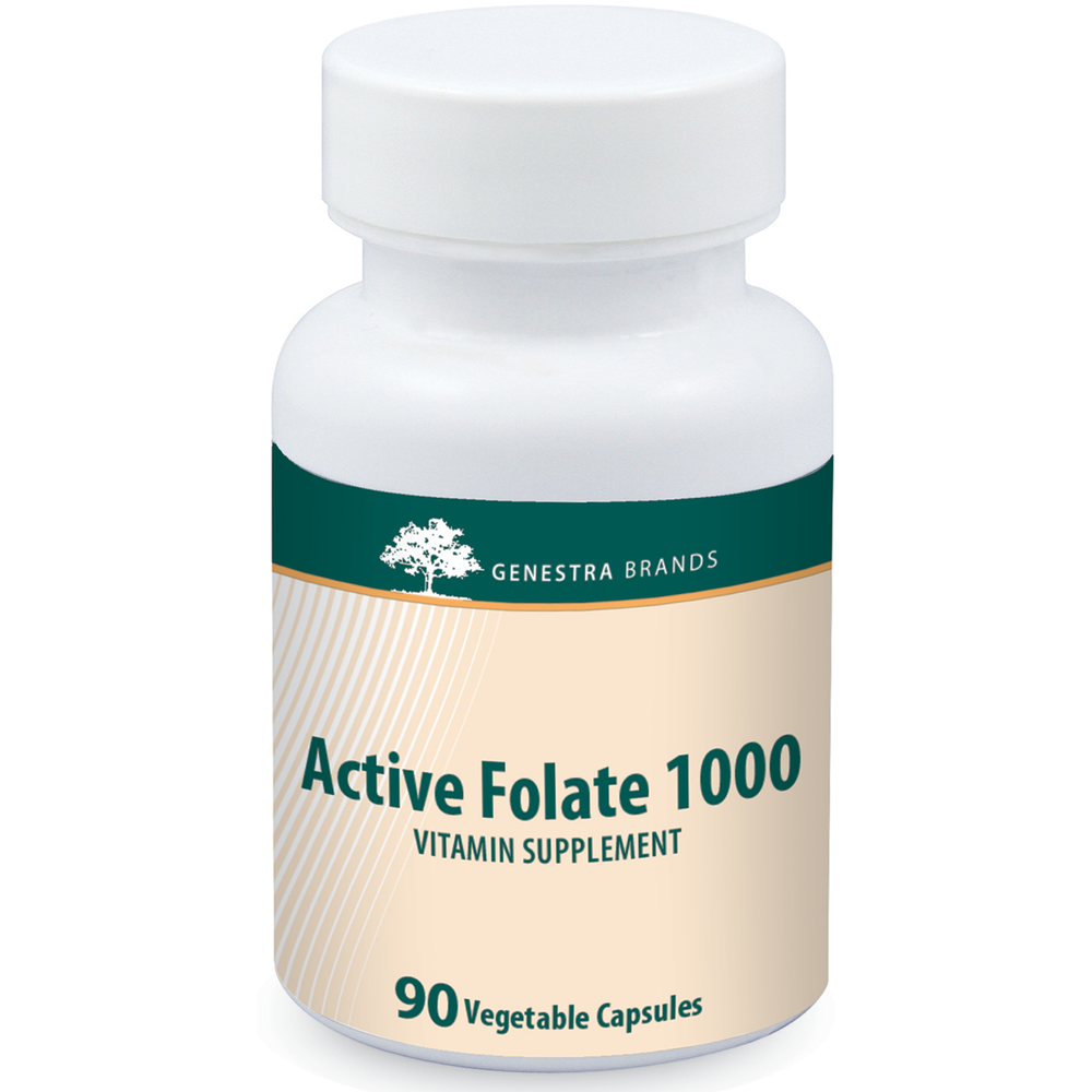 Seroyal Genestra Active Folate 90 vegcaps