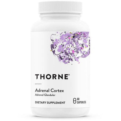 Thorne Research, Adrenal Cortex 60 Capsules