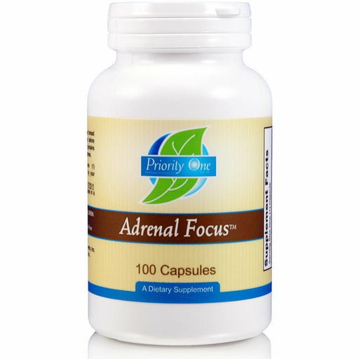 Priority One Vitamins, Adrenal Focus