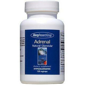 Adrenal Natural Glandular 150caps