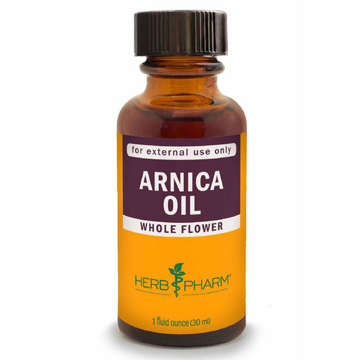 Herb Pharm, Arnica Oil 1 oz