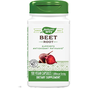 Beet Root 100 caps by Nature's Way