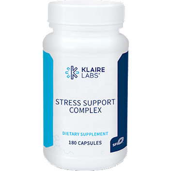 Stress Support Complex 180 caps by Klaire Labs