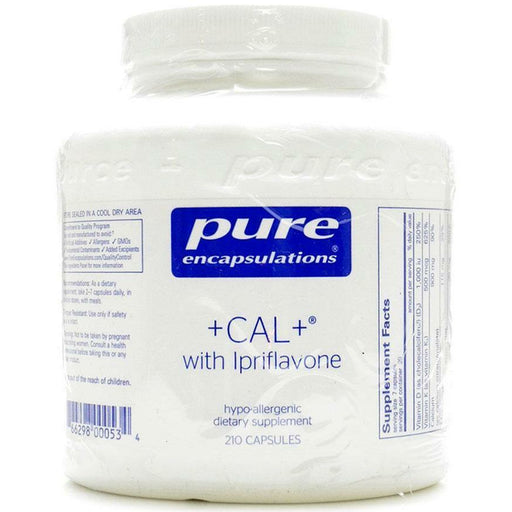 Pure Encapsulations, CAL + 210 vcaps