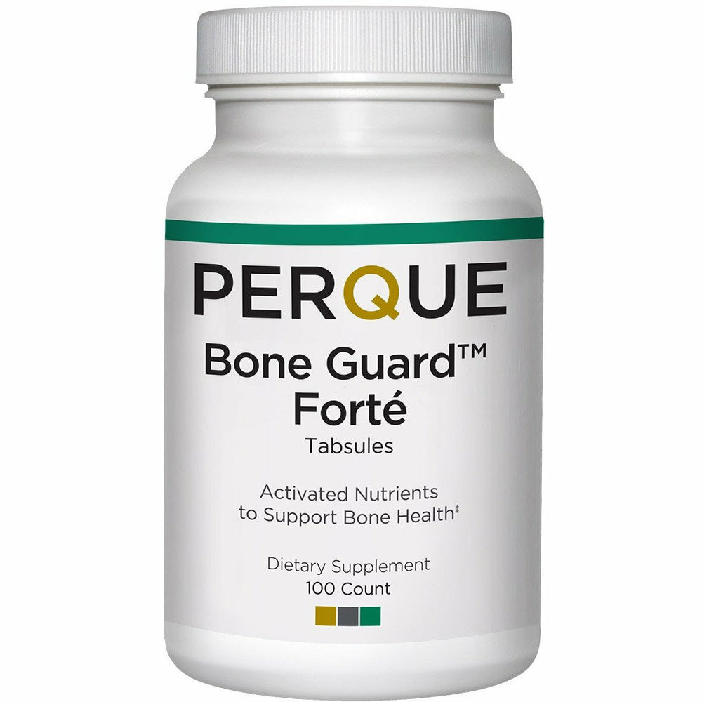 PERQUE, Bone Guard Forte 100 count