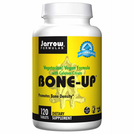 Jarrow Formulas, Bone-Up (Vegetarian) 120 tabs