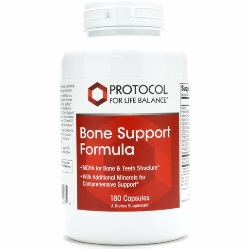 Protocol For Life Balance, Bone Support Formula 180 caps