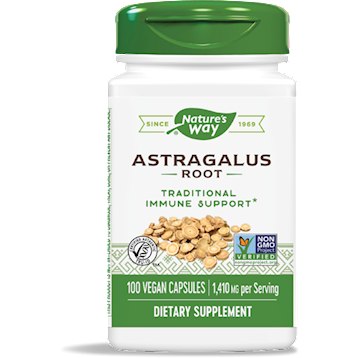 Astragalus 470 mg 100 caps by Nature's Way
