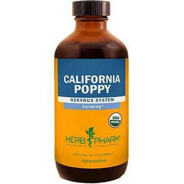 Herb Pharm, California Poppy 8 oz