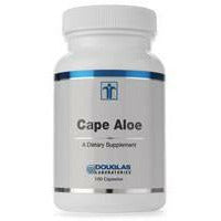 Douglas Labs, Cape Aloe 250 mg 100 caps