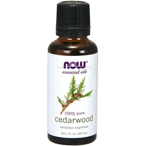NOW, Cedarwood Oil - 1 fl. oz