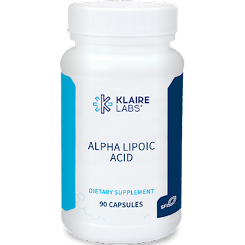 Alpha Lipoic Acid 500 mg 90 vcaps by Klaire Lab