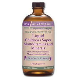 Dr.'s Advantage, Children's Super MultiVit & Min 32 fl oz