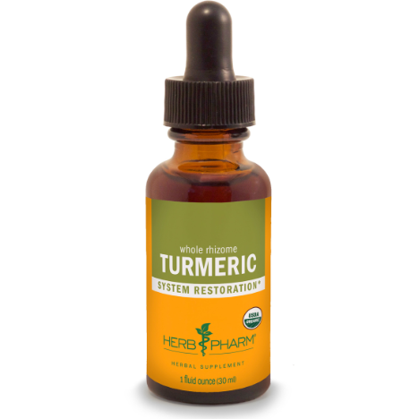 Turmeric 1 oz by Herb Pharm