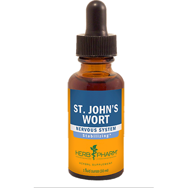 St. John's Wort 1 oz by Herb Pharm