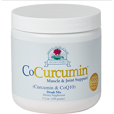 CoCurcumin Drink Mix 5 oz by Ayush Herbs
