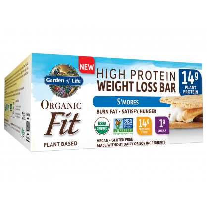 Organic Fit Bar S'mores, Garden Of Life