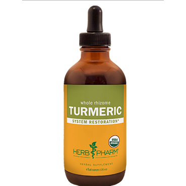 Turmeric 4 oz by Herb Pharm