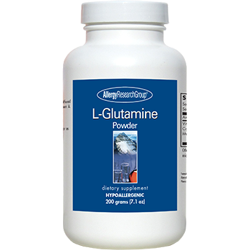 Glutamine Powder 200 gms by Allergy Research Group