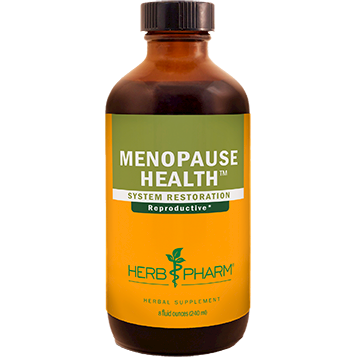 Healthy Menopause Tonic Compound 8 oz by Herb Pharm